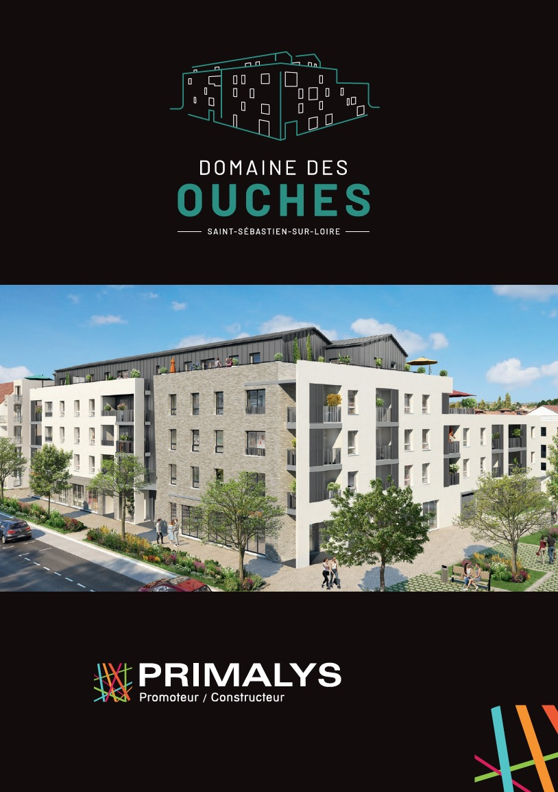 Brochure Le Domaine des ouches Primalys