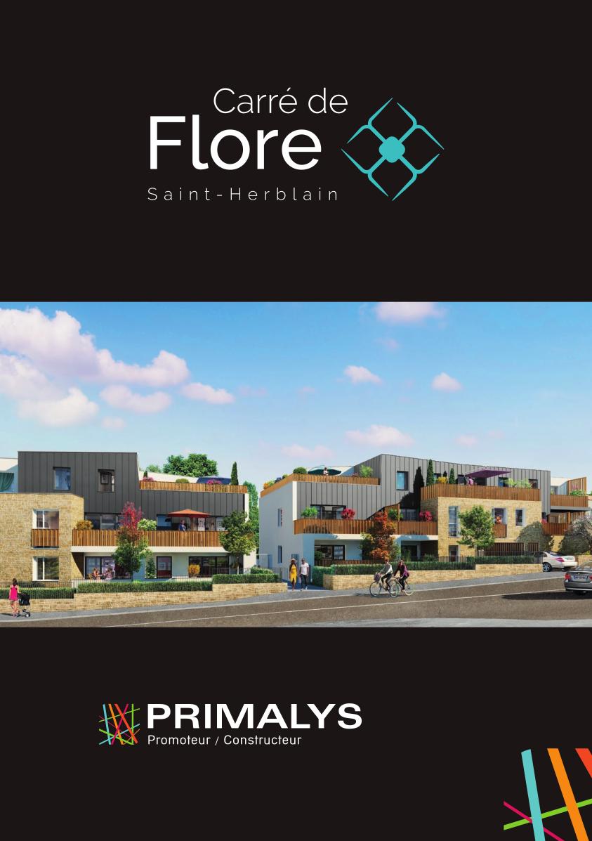 Brochure Carré de Flore Primalys
