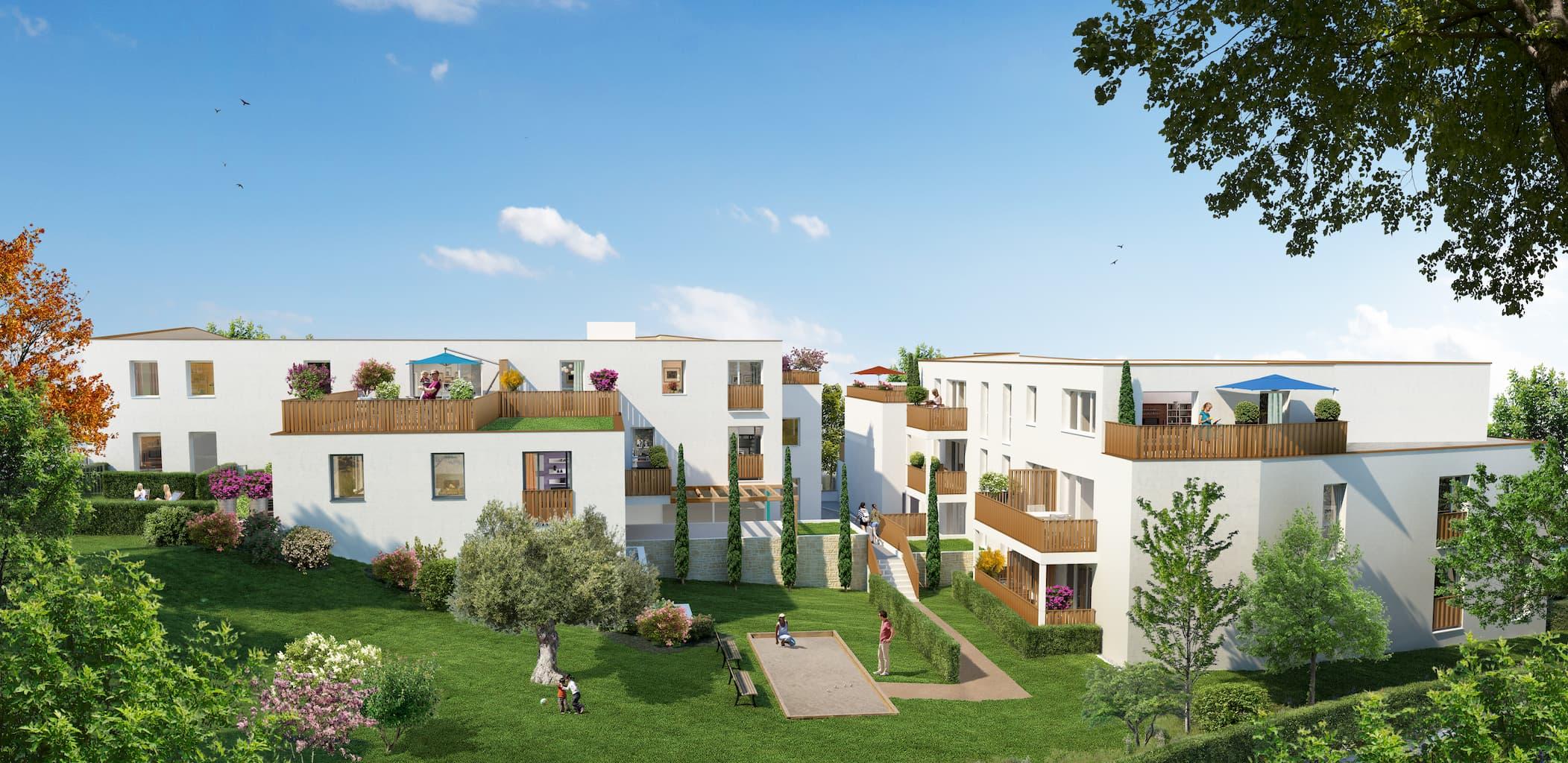 Lancement commercial du programme immobilier : « Le Carré de Flore »