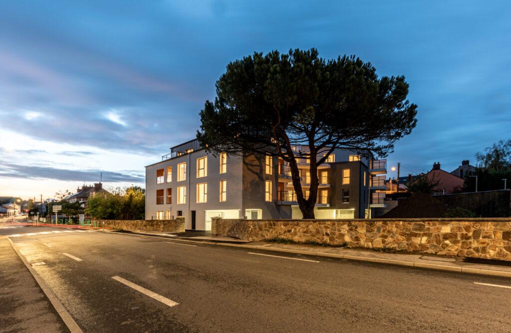 La résidence Boiséo, un programme Primalys à la Montagne près de Nantes
