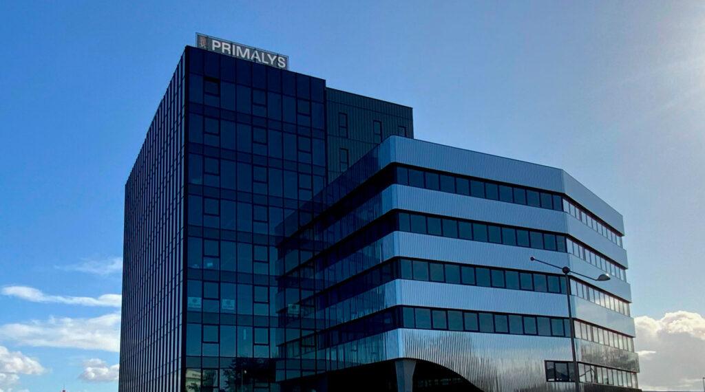 Une architecture totem pour notre immeuble de bureaux Odysséa à Saint-Herblain près de Nantes
